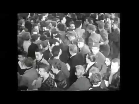 SLAM DANCING 1950,s THIS IS WERE PUNK ROCK GOT SLAM DANCING FROM