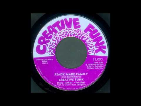 Ready Made Family Creative Funk 1972