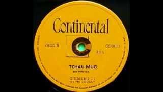 Gemini II com Tio e Os Seis - Tchau Mug (