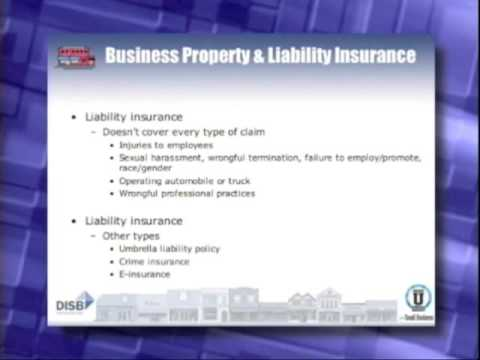 Business Property Insurance | Business Insurance | Doing Business in DC