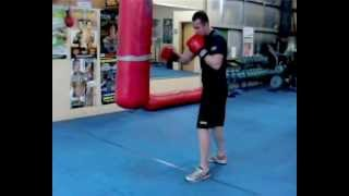 boxing lessons,  body shot