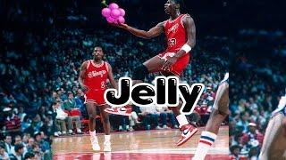 "Michael Jordan ""Jelly"" Layup Highlights Mix"