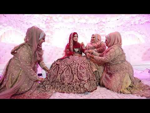 Mariam & Ibrahim   Asian Wedding Highlight   InstaVid   Female Videographer   Ark Royal Venue