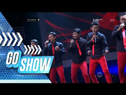 Awan Voice, acapella group with traditional song! - Go Show