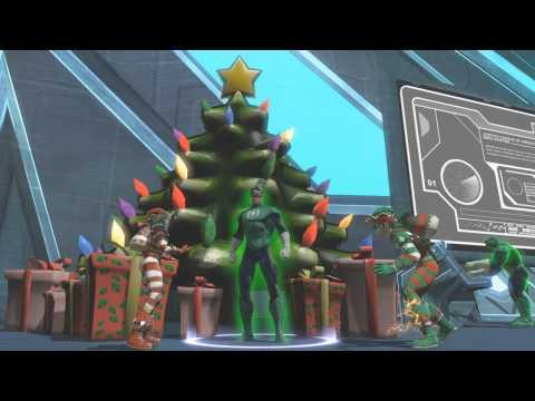 DC Universe Online Soundtrack - Metropolis Christmas Theme
