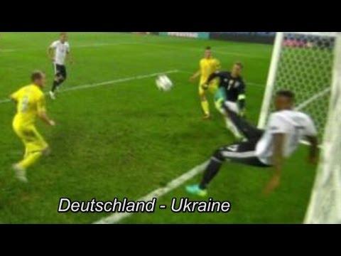 Deutschland Ukraine Zusammenfassung