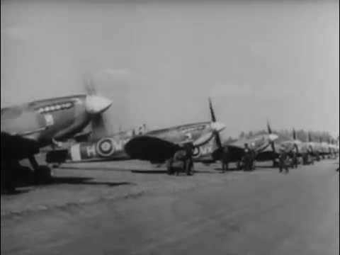 No 302 'Poznanski' Polish Squadron RAF Spitfre IX 1943-45