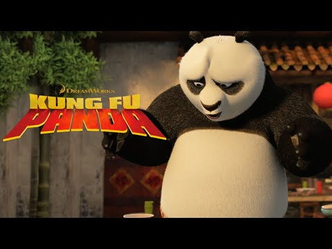 Po Vs. Belly  NEW KUNG FU PANDA