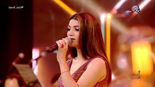 صابرين النجيلي تبدع بأغنية الفنانة الراحلة وردة الجزائرية  \