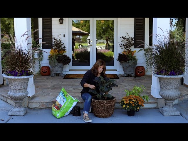 Planting Fall Pots Part 2  // Garden Answer