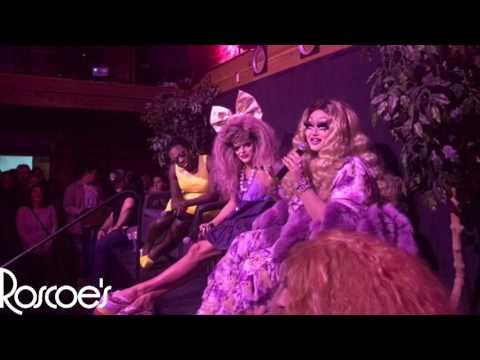 Bob The Drag Queen, Willam, and Kim Chi
