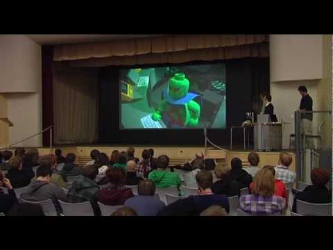 Creating the Lego series – David Brown and Philip Grey of TT Games