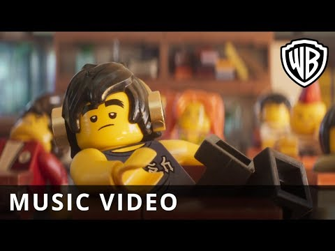 The LEGO® Ninjago® Movie - Found My Place music video - Warner Bros. UK