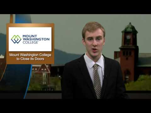 Mount Washington College Closing its Doors - YCN News 8.6.15