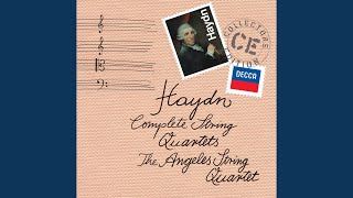 Haydn: String Quartet in D, HIII No.42, Op.33 No.6 - 3. Scherzo allegretto