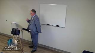 Fundamentals of Faith, John Grantham, April 14, 2019