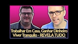 Gambar cover Alex Vargas entrevista Wesley Pereira -Trabalhar em Casa, Faturar Alto, Viver Tranquilo TOP Afiliado