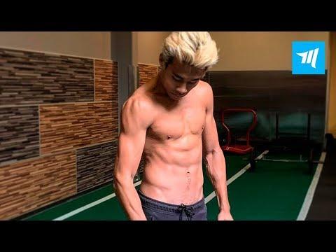 Crazy Boxing Skills - Thomas Wu | Muscle Madness