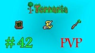 Первый пвп, Молниеносные ботинки (Terraria 1.2.3.1) #42(, 2014-04-10T11:00:02.000Z)