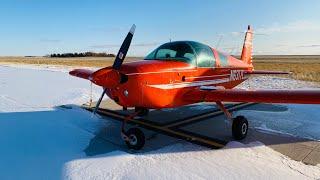 American Aviation / Grumman AA1 Yankee Quick Aircraft View