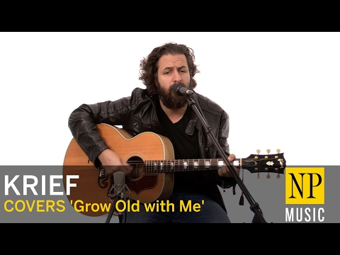 Patrick Krief covers John Lennon's 'Grow Old with Me' NP Music in studio