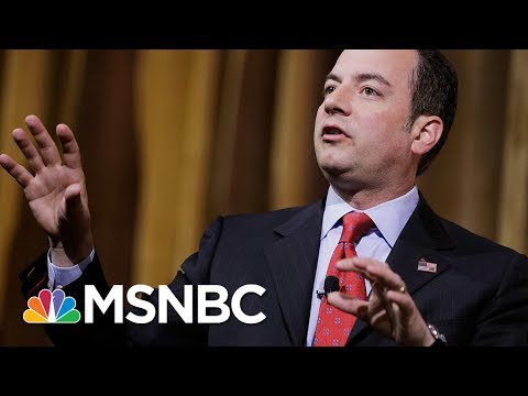Reince Priebus Out: President Donald Trump Tries To Reset His White House | MSNBC