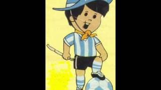 Download ARGENTINA TE QUEREMOS VER CAMPEON - PLANTEL SELEC ARG 78.wmv MP3 song and Music Video