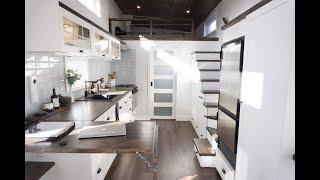 Tiny House Simplifies Downsizing By Minimaliste