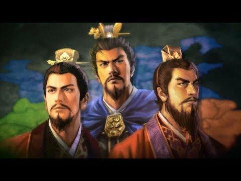 Tóm tắt nhanh Tam Quốc Diễn Nghĩa trong vòng 9 phút / Romance of the Three Kingdoms Summary / 삼국三國地圖