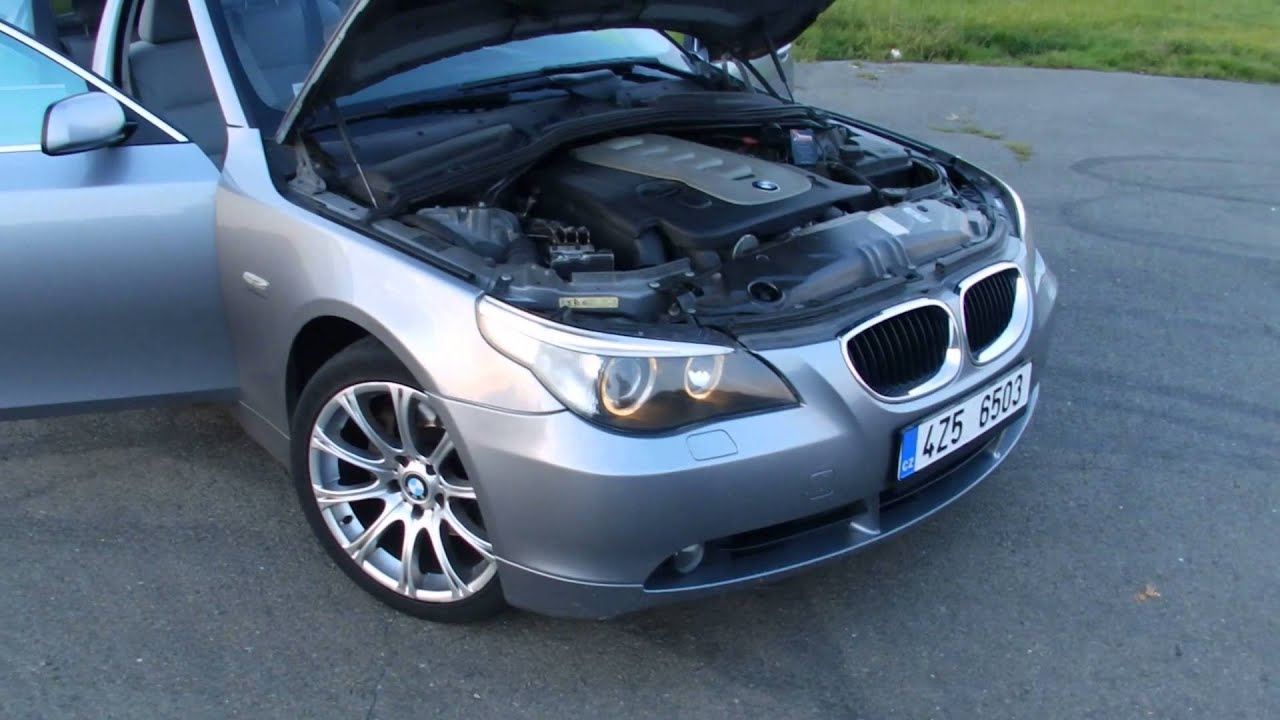 prod m bmw 530d e60 r v 2003 youtube