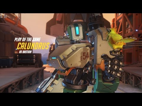 Play of the Game: Bastion