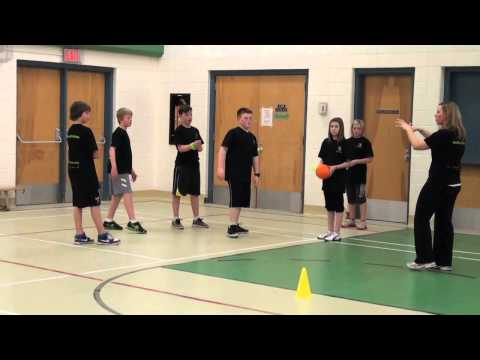 Encouraging physical activity in middle schoolers