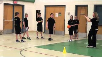 Physical Activity Idea - Can't Touch This
