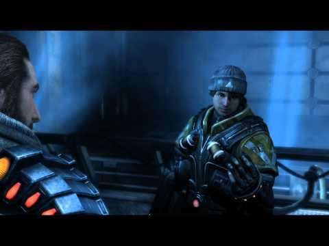 Lost Planet 3 -Mission 8 GoreVorgg & Nushi: Gale Holden Chat