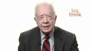 Jimmy Carter's Advice for Obama: Stick to Your Guns