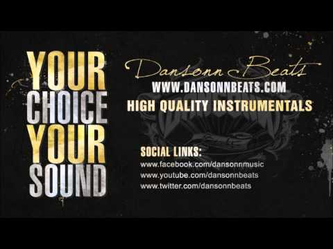 So Alone (With Hook) - Dark Piano Violin Beat | Prod. by Dansonn
