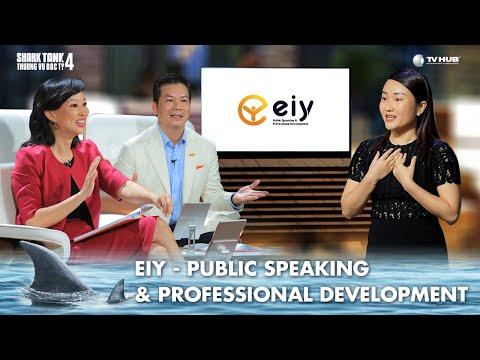 Shark Linh thử tài thuyết trình Tiếng Anh của CEO trước khi đầu tư 3 tỷ   Shark Tank Việt Nam 4
