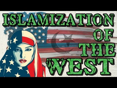 The Islamic Plan for infiltrating the Western, Free Nations.