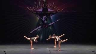 She Cut Me - Talia Favia choreography - Contemporary Trio 2014 Age 13