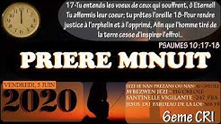 6EME CRI DE MINUIT-VENDREDI 5 JUIN 2020-FRERE BIGOT LUXONER