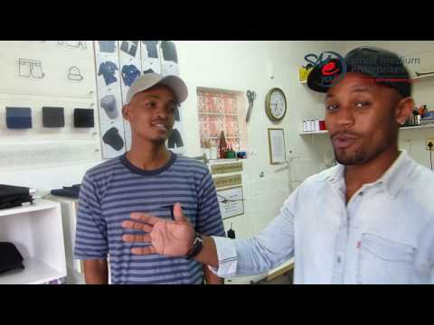 An EXCLUSIVE look inside the unique South African clothing brand - T Squared (Ep9)