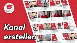 YouTube Kanal erstellen und einrichten | QuickTipp