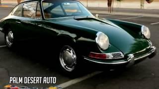 1966 Porsche  912 Painted Dash 3 Gauges Irish Green  COA  - Palm Desert Auto Sales