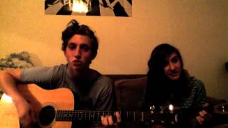 Train Song - Feist & Ben Gibbard Cover (with Ryan Blanchfield)