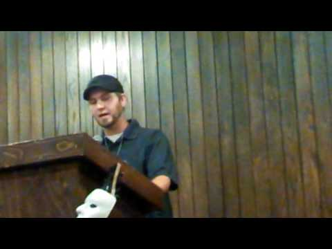 Atheist Eulogy delivered by Shawn Smith