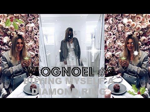 VLOGNOËL #2 | PRESS BREAKFAST | I BUY MYSELF A DIAMOND RING | IAM CHOUQUETTE