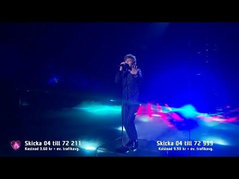 Andreas Johnson - Living To Die (Live Melodifestivalen 2015)