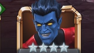 NIGHTCRAWLER levelling him up PART 1 | MARVEL: Contest of Champions (iOS/Android)