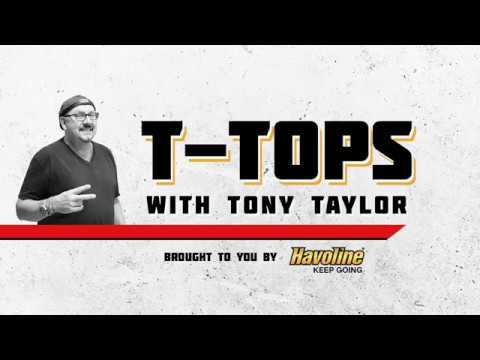 T-Tops with Tony Taylor - Porsche 944