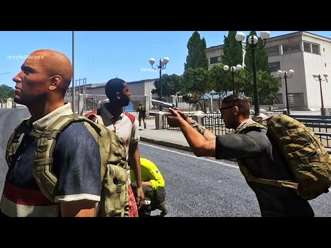 Arma 3: Altis Life - DOING ILLEGAL THINGS!